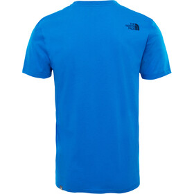 The North Face Simple Dome T-shirt Homme, bomber blue